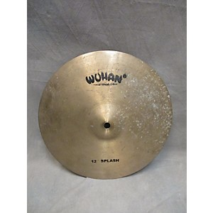 Pre-owned Wuhan 12 inch Splash Cymbal by Wuhan