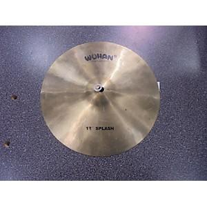 Pre-owned Wuhan 12 inch Splash Cymbal