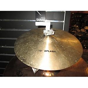 Pre-owned Wuhan 12 inch Splash Cymbal by Wuhan