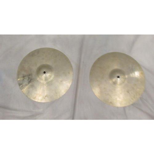 Ludwig 12in Standard Hi Hats Cymbal-thumbnail