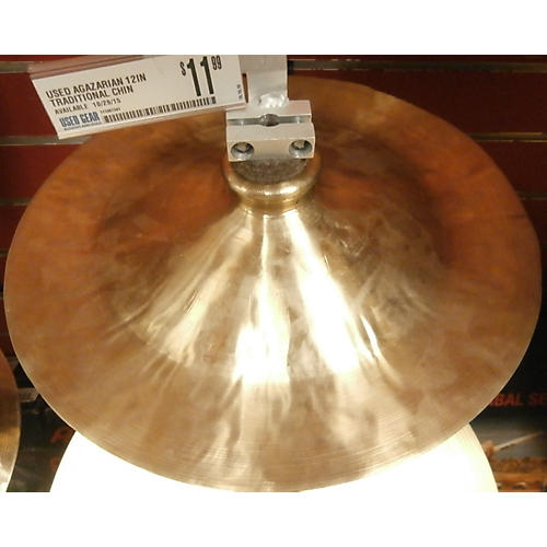 Agazarian 12in Traditional China Cymbal-thumbnail
