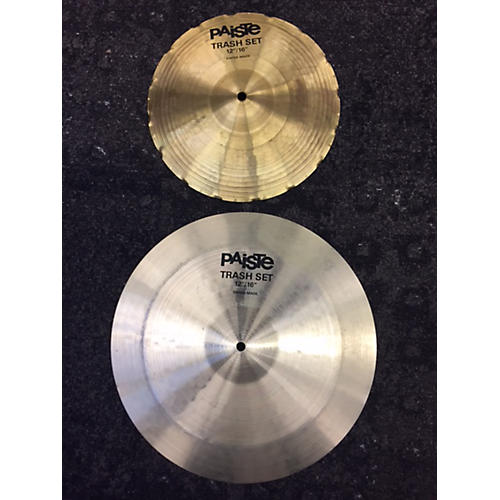 Paiste 12in Trash Set Cymbal-thumbnail