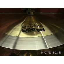 Paiste 12in Trash Set Cymbal