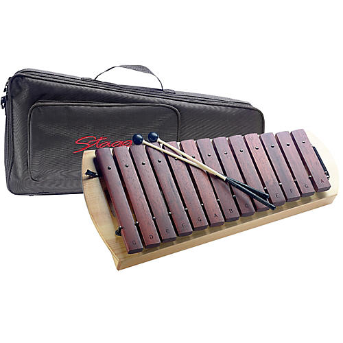 Stagg 13 Bar Diatonic Xylophone in C-thumbnail