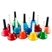 Kids Play 13-Note Chromatic Handbells
