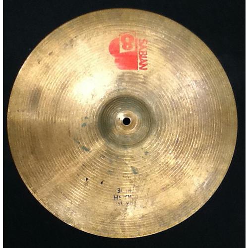 Sabian 13.25in B8 Crash Ride Cymbal-thumbnail