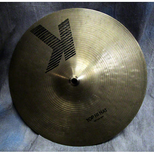 Zildjian 13.25in K Custom Hi Definition Hi Hat Top Cymbal-thumbnail