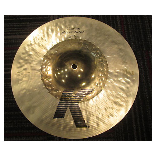 Zildjian 13.25in K Custom Hybrid Hi Hat Pair Cymbal