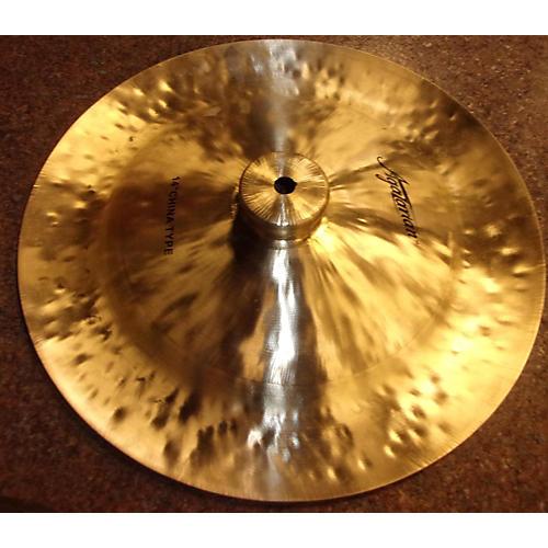 Agazarian 13.25in Traditional China Cymbal-thumbnail
