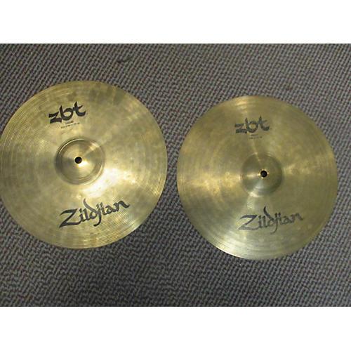 Zildjian 13.25in ZBT Hi Hat Pair Cymbal