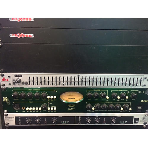 dbx 131S Single Channel 31-Band Graphic Equalizer-thumbnail