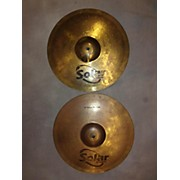 Solar by Sabian 13in 13in Hi-Hat Cymbals Cymbal