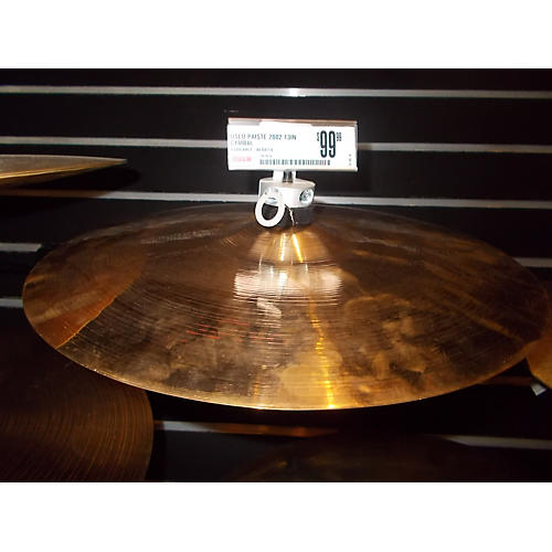 Paiste 13in 2002 Cymbal