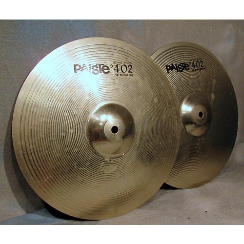 Paiste 13in 402 Cymbal