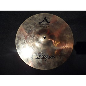 Pre-owned Zildjian 13 inch A Custom Hi Hat Bottom Cymbal by Zildjian