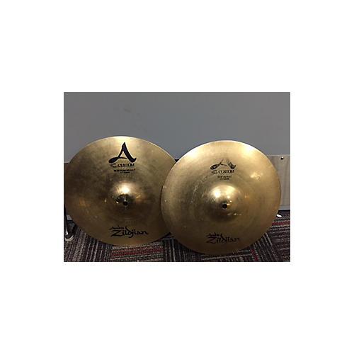 Zildjian 13in A Custom Hi Hat Pair Cymbal  31