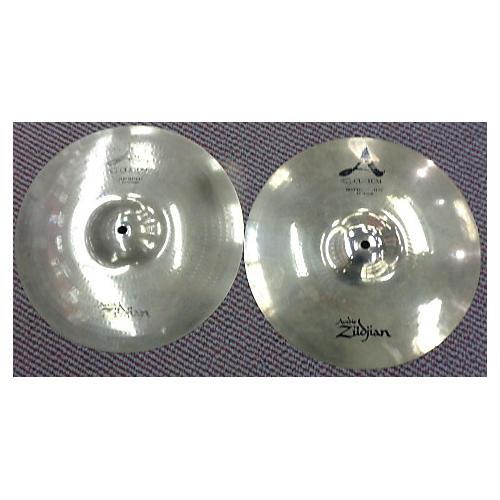 Zildjian 13in A Custom Hi Hat Pair Cymbal-thumbnail