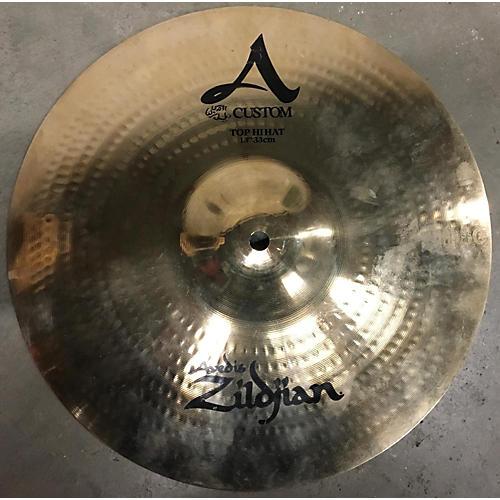 Zildjian 13in A Custom Hi Hat Top Cymbal