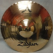 Zildjian 13in A Custom Mastersound Hi Hat Bottom Cymbal