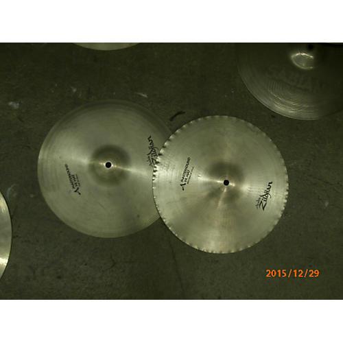 Zildjian 13in A Custom Mastersound Hi Hat Pair Cymbal