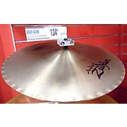 Zildjian 13in A Custom Mastersound Hi Hat Pair Cymbal