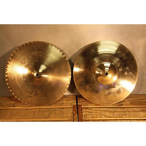 Zildjian 13in A Custom Mastersound Hi Hat Pair Cymbal-thumbnail