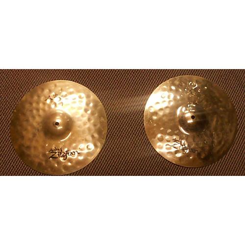 Zildjian 13in A Custom Pocket Hi Hat Pair Cymbal