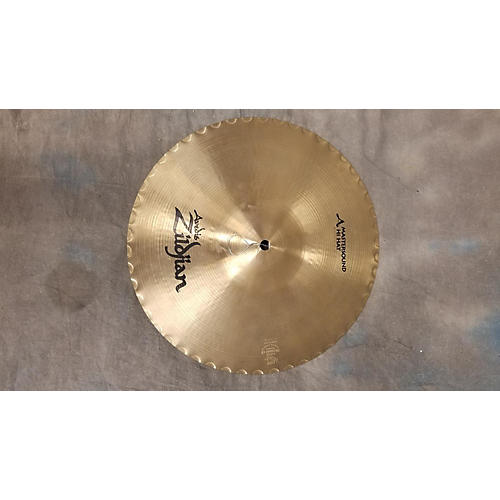Zildjian 13in A Mastersound Hi Hat Bottom Cymbal