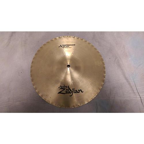Zildjian 13in A Mastersound Hi Hat Bottom Cymbal