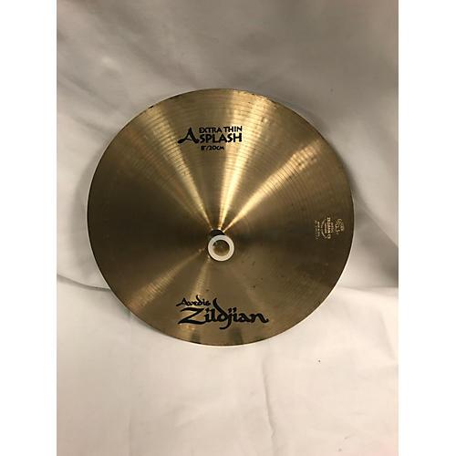 Zildjian 13in A Mastersound Hi Hat Pair Cymbal-thumbnail