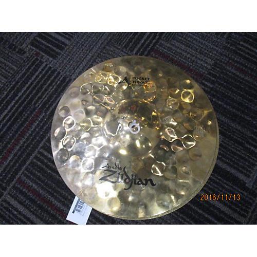 Zildjian 13in A Series Pocket Hi Hat Pair Cymbal
