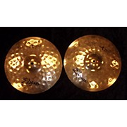 Zildjian 13in A Series Pocket Hi Hat Pair Cymbal