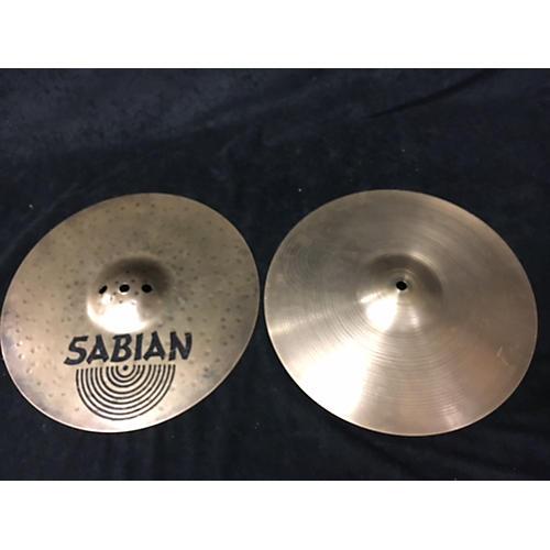 Sabian 13in AA Fusion Hi Hat Pair Cymbal-thumbnail