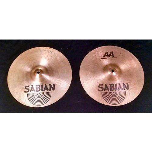 Sabian 13in AA Regular Hats Cymbal