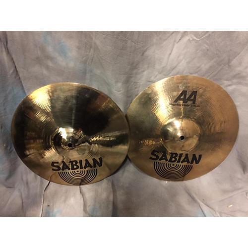 Sabian 13in AA Regular Top Hi Hat Cymbal