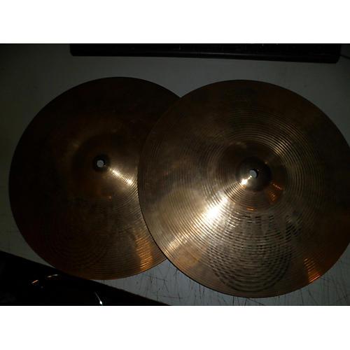 Sabian 13in AA Rock Hi Hat Pair Cymbal-thumbnail