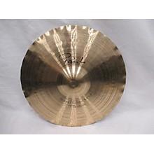 Paiste 13in Alpha Sound Edge Hi Hat Bottom Cymbal
