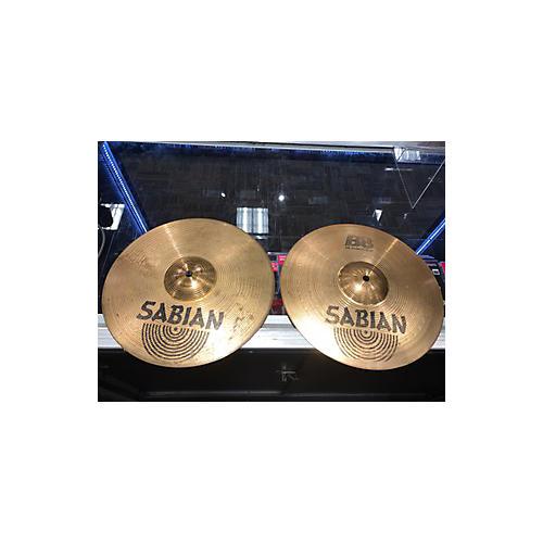 Sabian 13in B8 Hi Hat Pair Cymbal-thumbnail