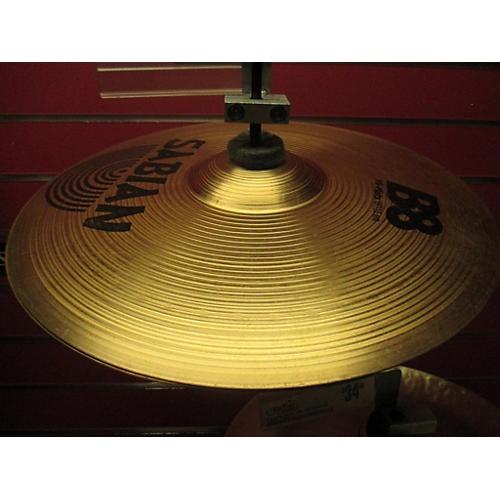 Sabian 13in B8 Hi Hat Pair Cymbal-thumbnail