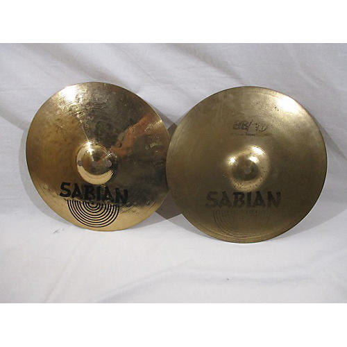 Sabian 13in B8 Pro Hi Hat Pair Cymbal