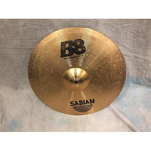 Sabian 13in B8 Thin Crash Cymbal