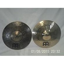 Meinl 13in Byzance Fast Hi Hat Pair Cymbal