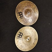 Meinl 13in Byzance Medium Hi Hat Pair Cymbal