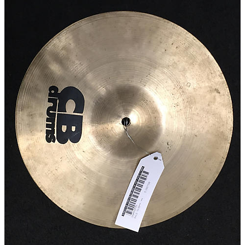 CB 13in CB Drums Hi Hat Pair Cymbal