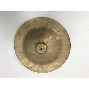 Pre-owned Wuhan 13 inch China Cymbal by Wuhan