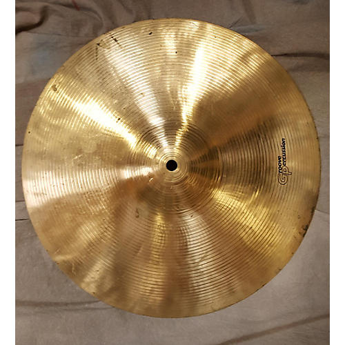 Groove Percussion 13in Crash Cymbal