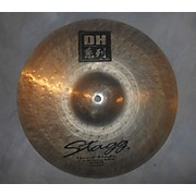 Stagg 13in DRY HAMMER 13 HI HAT BOTTOM Cymbal