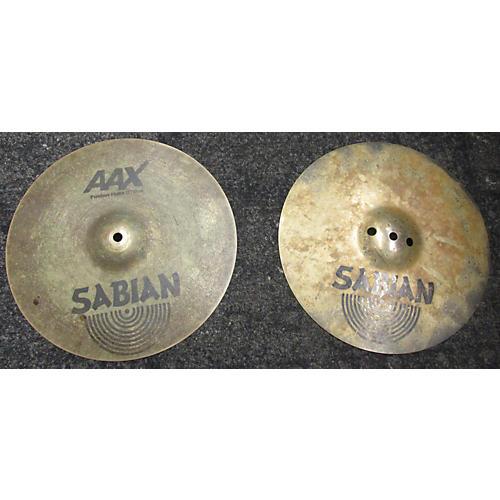 Sabian 13in FUSION HATS Cymbal
