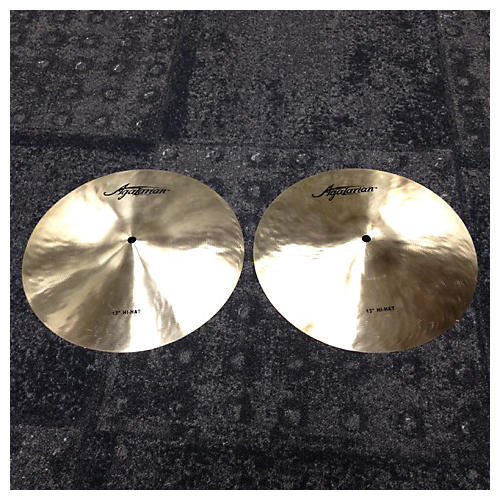 Agazarian 13in GC Cymbal