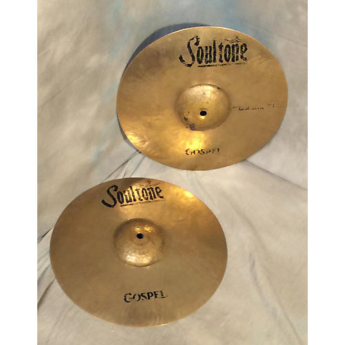 Soultone 13in Gospel Cymbal